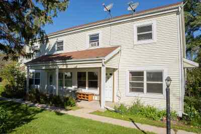 Madison WI Condo/Townhouse For Sale: $119,900