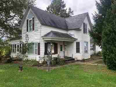 Iowa County Single Family Home For Sale: 228 County Road Ddd