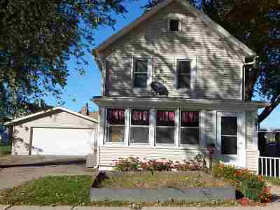 Columbus Single Family Home For Sale: 202 Maple Ave