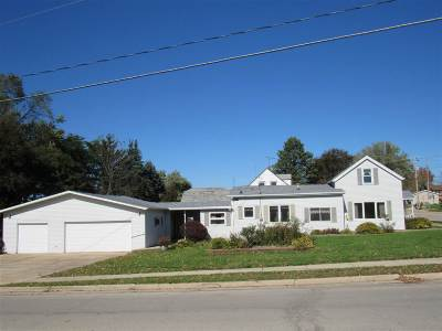 Green County Single Family Home For Sale: 2019 11th Ave