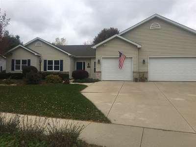McFarland Single Family Home For Sale: 6302 Hidden Farm Rd