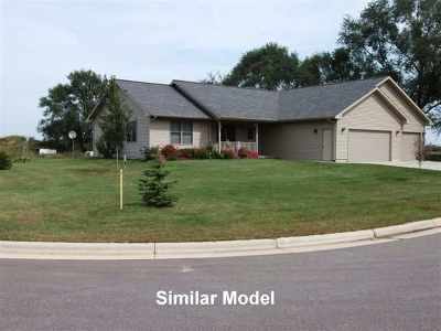Iowa County Single Family Home For Sale: L69 Dalogasa Dr
