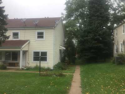 Madison WI Condo/Townhouse For Sale: $84,900