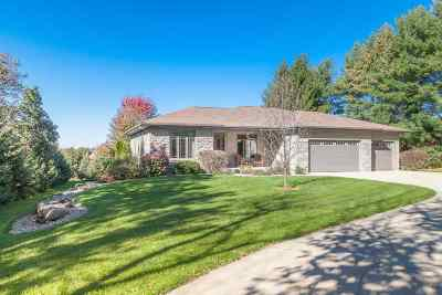Verona Single Family Home For Sale: 3903 Pioneer Rd
