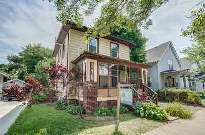 Madison Single Family Home For Sale: 209 S Marquette St