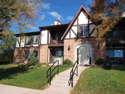 Madison WI Condo/Townhouse For Sale: $149,900