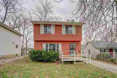 Madison Single Family Home For Sale: 1921 Fisher St