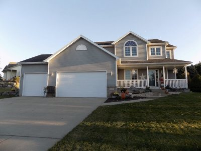 Deforest Single Family Home For Sale: 405 Old Indian Tr