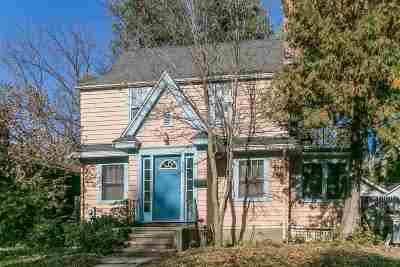 Madison Single Family Home For Sale: 2214 Monroe St