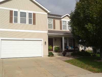 Janesville Single Family Home For Sale: 5180 Henry Cir