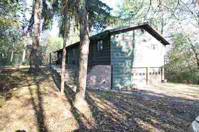 Janesville Single Family Home For Sale: 3414 N Crystal Springs Rd