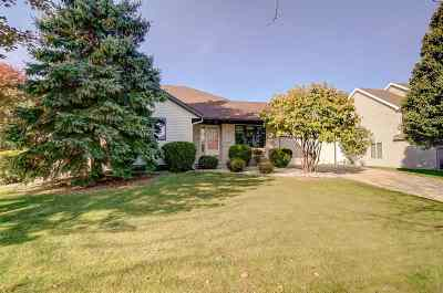 Madison Single Family Home For Sale: 410 Augusta Dr