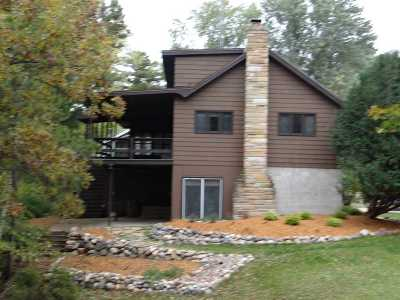 Wisconsin Dells Single Family Home For Sale: 203 Canyon Rd
