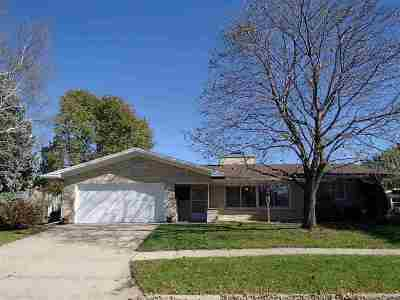 Green County Single Family Home For Sale: 1306 28th Ave
