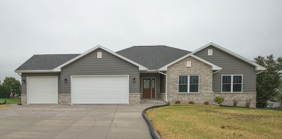 Platteville Single Family Home For Sale: 1100 Matador Dr