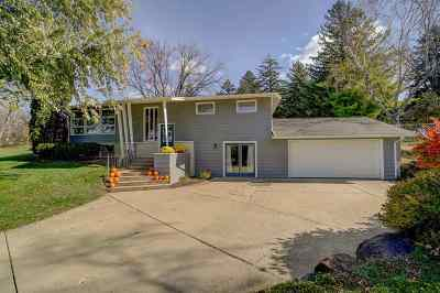 Mount Horeb Single Family Home For Sale: 313 Nesheim Tr