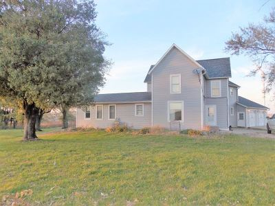 Darlington Single Family Home For Sale: 21678 County Road F