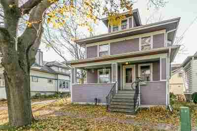 Madison Single Family Home For Sale: 606 S Dickinson St