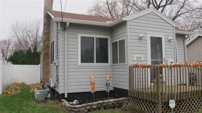 Madison Single Family Home For Sale: 1838 Heath Ave