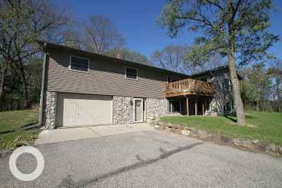 Sauk County Single Family Home For Sale: 966 Water St