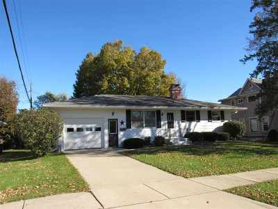 Green County Single Family Home For Sale: 2300 18th Ave