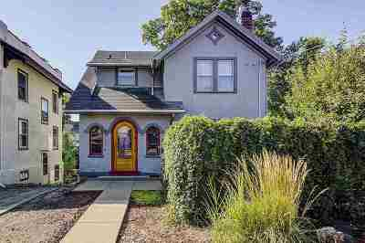 Madison Single Family Home For Sale: 2135 Regent St