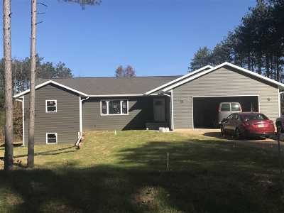 Sauk County Single Family Home For Sale: E10270 Forest Rd