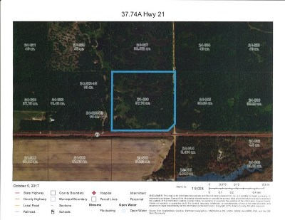 Friendship Residential Lots & Land For Sale: 37.74 Ac Hwy 21