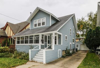 Madison Single Family Home For Sale: 454 N Baldwin St