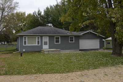 Pardeeville Single Family Home For Sale: N6294 Hwy 51