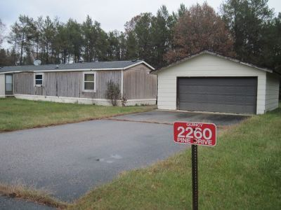 Friendship WI Single Family Home For Sale: $45,000