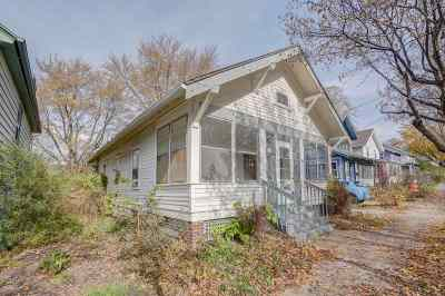 Madison Single Family Home For Sale: 2122 Sommers Ave