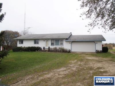 Rock County Single Family Home For Sale: 8209 S County Road H