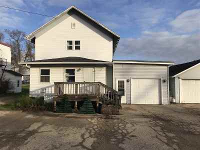 Dodge County Single Family Home For Sale: W9692 County Road D