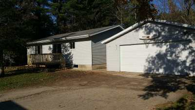 Columbia County Single Family Home For Sale: N4970 Beach Garden Rd