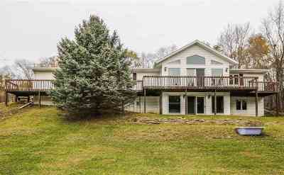 Sauk County Single Family Home For Sale: S2595 County Road H