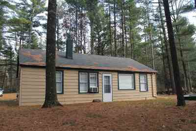 Adams WI Single Family Home For Sale: $144,900