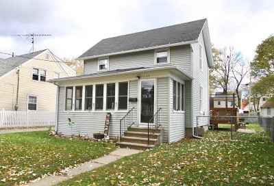 Beloit Single Family Home For Sale: 1137 Lincoln Ave