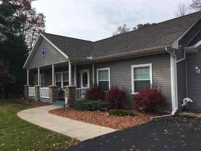 Wisconsin Dells Single Family Home For Sale: 353 Lake Shore Dr