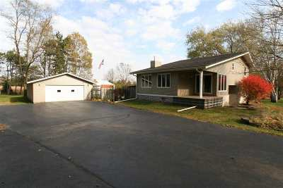 Janesville Single Family Home For Sale: 5522 W Splendor Valley Dr