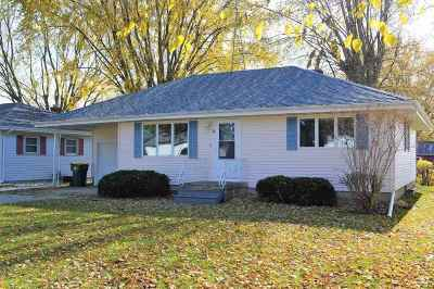 Dodge County Single Family Home For Sale: 9 Reids Dr