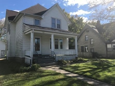 Deerfield Single Family Home For Sale: 408 S Main St