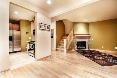 Fitchburg Condo/Townhouse For Sale: 54 Wood Brook Way #23