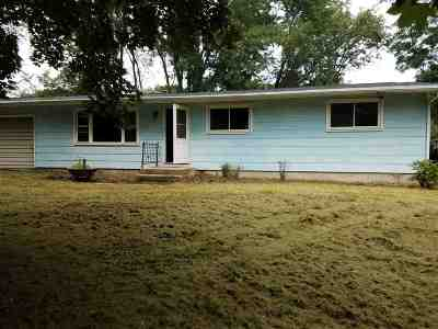 Columbia County Single Family Home For Sale: W10286 County Road O