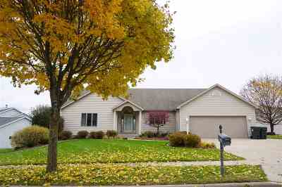 Single Family Home For Sale: 335 N Atwood Ln