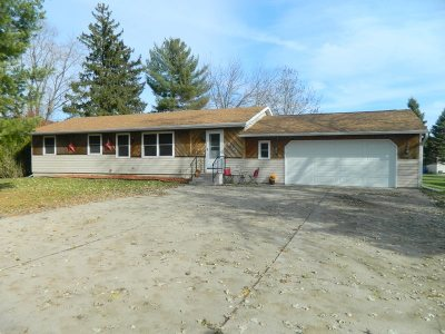 Green County Single Family Home For Sale: N308 1st Center Ave