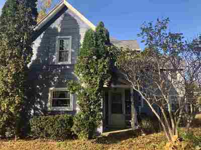 Madison Single Family Home For Sale: 630 Emerson St
