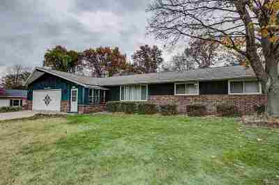 Madison Single Family Home For Sale: 7013 Colony Dr