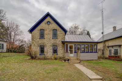 Sauk County Single Family Home For Sale: 414 4th St