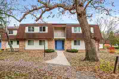 Madison Condo/Townhouse For Sale: 606 N Westfield Rd #D